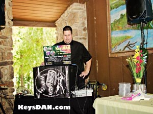 We at KeysDAN Enterprises, Inc. Live Entertainment and Disc Jockey Services would like to think that we are innovators in Computerized DJing. We use PC's and over 50,000 MP3's to suit nearly every occasion. We have tunes that will satisfy from the 40's, 50's, 60's, 70's, 80's, 90's, and today's hottest hits from nearly every genre. You pick it, we will play it. We are based out of the Arkansas DJ, Arkansas DJs, Ar DJ, Ar DJs, Event Planner Arkansas, Karaoke Ar, Arkansas Bands, Ar Band, Little Rock DJ, Hot Springs DJ - Arkansas DJ, Arkansas DJs, Arkansas More...